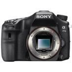 ソニー / SONY デジタル一眼カメラ α77 II ILCA-77M2 ボディ 【デジタル一眼カメラ】