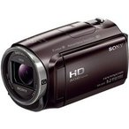 ソニー / SONY デジタルHDビデオカメラレコーダー HDR-CX670 (T) [ボルドーブラウン] 【ビデオカメラ】