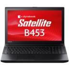 東芝 dynabook Satellite B453 M PB453MNBPR7HA71 法人向けノートパソコン