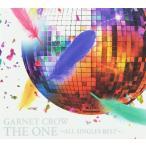 ネコポス発送 GARNET CROW CD THE ONE ALL SINGLES BEST Original recording remastered 通常盤 ガーネットクロウ PR