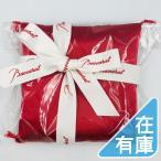 バカラ 招き猫用座布団 (赤色) 未使用品 Baccarat クリスタル クッション PR