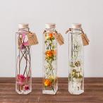 Healing Bottle (ヒーリングボトル) 12星座 【フレッシュドライ加工した植物をBottleに閉じ込めた植物標本】