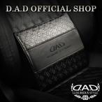 ショッピングD D.A.D (GARSON/ギャルソン)  ウエスト クッション  タイプ モノグラムレザー 【HA465】 DAD