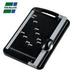 ナカバヤシ ロータリーカッター A4サイズ D(ブラック) NRC-N2A4 宅配便 メーカー直送(ギフト対応不可)