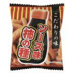 タクマ食品 ソース味柿の種 50×15×2個入 代引き不可 宅配便 メーカー直送(ギフト対応不可)