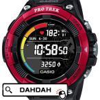 脈拍センサー WSD-F21HR-RD カシオ プロトレック スポーツ CASIO PROTREK SPORTS メンズ 腕時計 国内正規品 送料無料