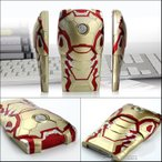 MK42 iPhone5S iphone5 ケースカバー Iron ManアイアンマンLEDライトiphone SE ケース大人気個性ハードカバートランスフォーマー