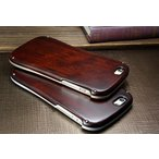 金属&ウッド 高級木製 iphone6 iphone6S ケースバンパーアルミ木バックレートスバンパーducati風アルミ合金ブランドかっこいい人気カバースマホ