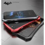 Batmanバットマンデザイン iphone7 バンパーアルミケース iphone7plus ねじ留め式 iphone7 plus ケース専用メタルバンパー カバー金属人気合金