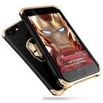 ELE ネジ止め式iPhone7 iphone7 plus ケース アルミ合金耐衝撃超頑丈 アイフォン7ケースフレームメタルポリカーボネートiphoneバンパーカバー