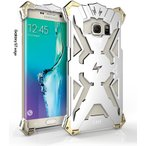 雷の神 Galaxy S7 edge ケース S!MON 最強級金属合金カバーGalaxy S7 ケースアルミバンパーflashソールスマートフォンケース超頑丈かっこいいSC-02H SCV33