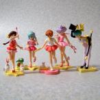 魔法少女コレクション 全5種フルコンプセット エポッ