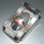 タルガ 限定 チョロQ メルセデス ベンツ レーシング Mercedes-Benz C9 THE GOALからの単品販売 61号車(缶セット限定) 模型 ミニカー レーシングカー