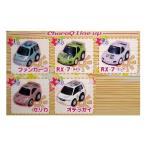 タカラトミー チョロQ 特注チョロQ らき☆すた Lucky☆Star 痛車 チョロQコレクション 5種ノーマルコンプ サークルKサンクス 模型 ミニカー