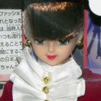 タカラトミー ジェニー カレンダーガール 2004 日本文化史THE流行 8月 リカちゃん ジェニー