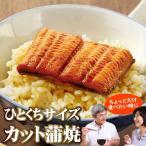 【冷凍】国産うなぎ 35gカットひとくち蒲焼【簡易箱】