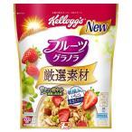 数量限定 厳選素材 フルーツグラノラ 500g 日本ケロッグ