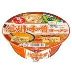 麺ニッポン 信州味噌ラーメン 日清食品 12個入