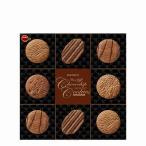 チョコクッキー缶 60枚 ブルボン