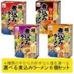 永谷園 煮込みラーメン 選べる6食セット