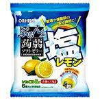 ぷるんと蒟蒻ゼリー 塩レモン オリヒロ 18g×6個