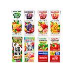 野菜ジュース カゴメ 選べる3ケースセット 200ml 紙パック 72本入