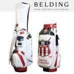 ベルディング キャディバッグインビテーショナル チャンピオンシップ マッチプレー 9.5型 HBCB-950084