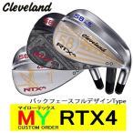 (デザインカスタム) クリーブラント RTX4 MY  RTX マイローテックス バックフェースフルデザインタイプ