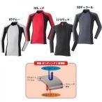 ビッグサイズ 防風コンプレッションシャツ ボンディング3層構造 4L/5L