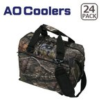 AOクーラーズ クーラーボックス 24 PACK DELUXE デラックス MOSSY OAK COOLER モッシーオーク ブレイクアップ
