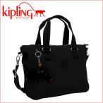 キプリング ショルダーバッグ AMIEL 15371 2WAY ブラック