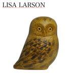 リサラーソン フクロウ Lisa Larson Figurines Owl 1260800 動物・鳥・陶器置物・北欧・オブジェ