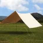 ノルディスク カーリ Kari 20 カリ Basic Cotton Tarp Incl. Pegs/Poles/Guy Ropes タープ 142018 Nordisk