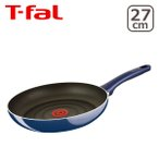 T-fal(ティファール)【直火専用(IH不可)】グランブルー・プレミア フライパン 27cm D55106