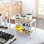 tosca(トスカ) キッチンラック 7816 ホワイト