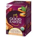 4セーバーパッケージ: Good Earth Sweet & Spicy Herbal Tea (6*x 18バッグ)