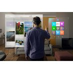�ޥ������ե� �ۥ��� Microsoft HoloLens �ᥬ�� Glass �ۥ���� ����ԥ塼�� 3D���� Holographic