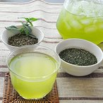 水出し緑茶ミント ほうじ茶ミント 各1個セット 伊勢茶とペパーミントをブレンド 水出しや氷出しに最適 2個セット