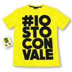 #IOSTOCONVALE T-SHIRT&STICKER KIT