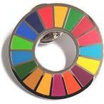 SDGs ピンバッジ バッジ 国連 本部限定 正規品 日本未発売 40個セット