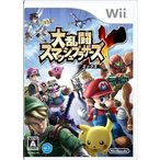 ショッピングWii Wii スマブラX/大乱闘スマッシュブラザーズX/中古(説明書欠品)