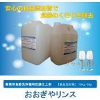 業務用食器洗浄機用乾燥仕上剤 おおぎやリンス 10kg
