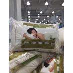 【増税により値上げはしていません】【生活雑貨】【コストコ】allerease 枕 オーガニック コットン 2個50cm・71cm 寝具【Z】