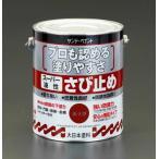 エスコ ESCO 3.0L [油性]錆止め塗料(赤さび) EA942ED-21 [I050306]