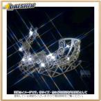 ショッピングイルミネーション ジェフコム  LEDクリスタルモチーフ(電池式) STM-M01 [B031107]