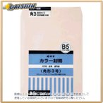オキナ カラー封筒 角3 ピンク P [757363] HPK3PK [F020318]