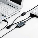 サンワサプライ IDE/SATA-USB変換ケーブル USB-CVIDE2N USB-CVIDE2N [F040215]