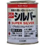 サンデーペイント  スーパーシルバー 1/12L 銀色 #251711 [A190212]