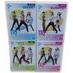 【中古】DVD TRF イージー・ドゥ・ダンササイズ avex Special Edition 全4枚