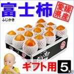富士柿 ギフト用 5kg